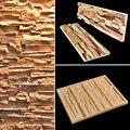 Форма полиуретановая для гипса, бетона, камень сланец Альпийский, изготовление плитки для ремонта квартиры