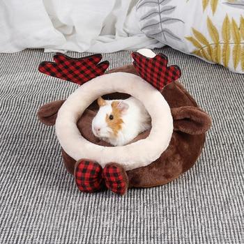 Small pet house moose design