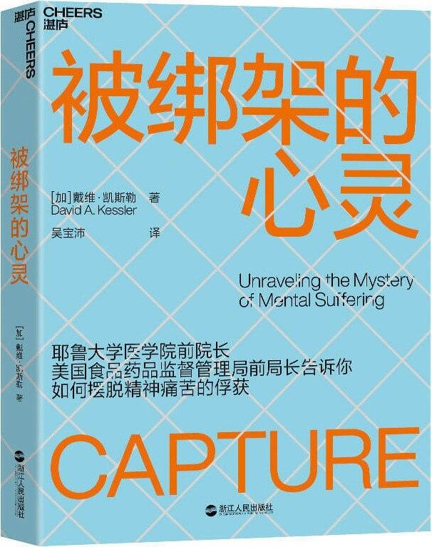 《被绑架的心灵》封面图片