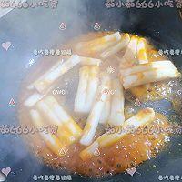 甜甜辣辣的韩式年糕泡面的做法图解7