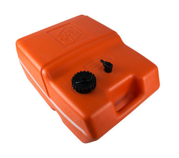 """Fuel tank portable without a level indicator complete with the adapter """"Herringbone"""", 29 L se2012"""
