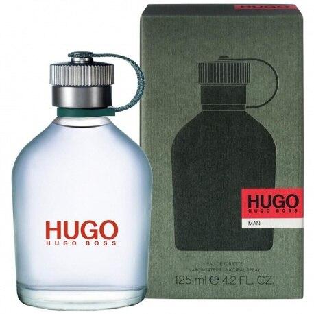 HUGO BOSS EDT 125ML