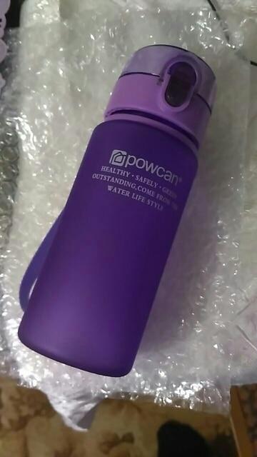 Sport Water Bottle Plastic 400ml 560ml  Water Bottle With Filter Plastic With Straw Shaker Sport Bottle For Water|Water Bottles|   - AliExpress