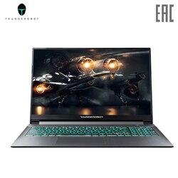 Gaming Laptop Thunderobot 911 Me 15.6 Ips Full Hd/I7-9750h/Nvidia Gtx 1050 3г Б/8 gb/512 Gb Ssd/Dos Zwart
