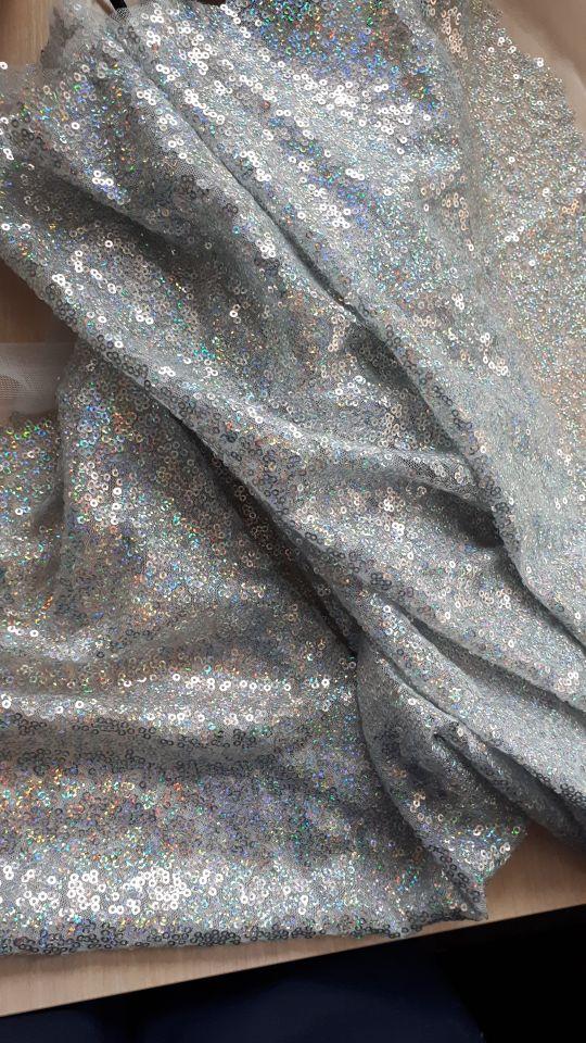 -- Centímetros Paillette Sparkly