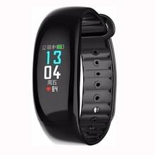 купить B70 Smart Band Fitness Tracker Heart Rate Blood Pressure Blood Oxygen Monitor Smart Bracelet Waterproof fitness bracelet reloj дешево