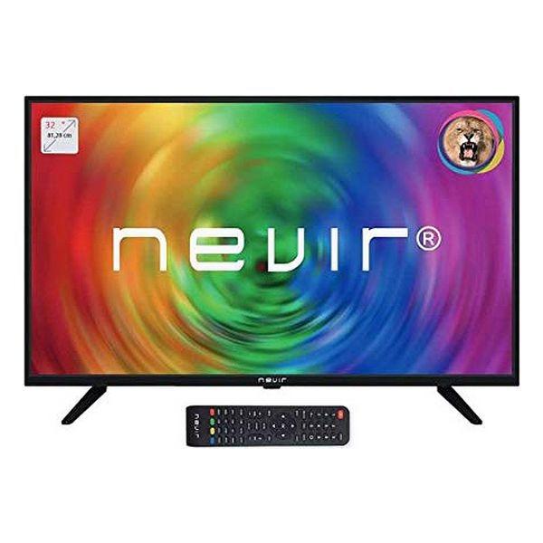 """Télévision NEVIR NVR-7707-32RD2-N 32 """"HD prêt LED USB noir"""