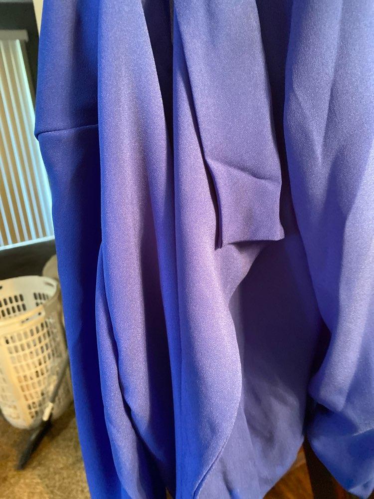 Women Blazers and Jackets 3/4 Sleeve Blazer Open Front Short Cardigan Suit Jacket Work Office Coat Summer Fall Outwear reviews №4 39203