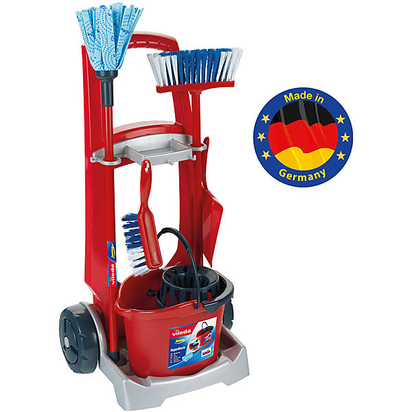 Game Set Klein Trolley For Cleaning