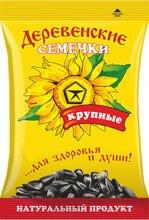 Семечки Деревенские Крупные 35гр./50шт.