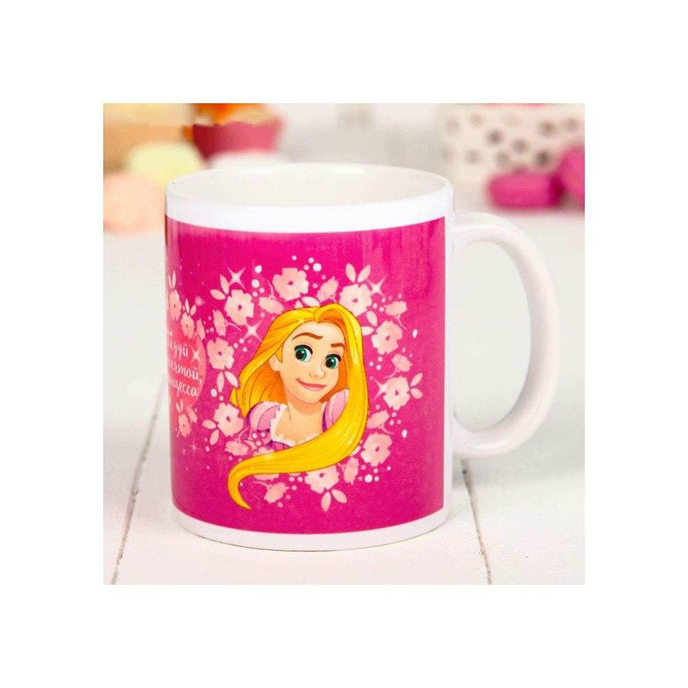 Mug Disney Princess Rapunzel Princess цена и фото