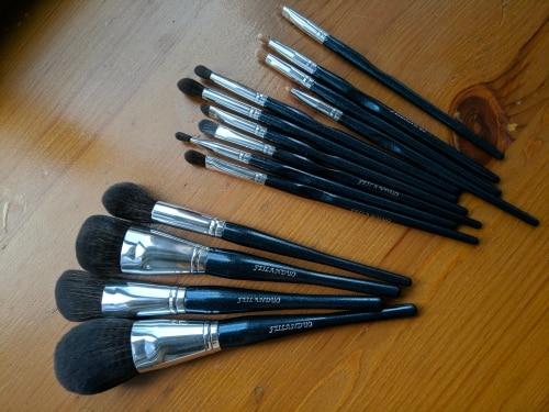 Aplicador de sombra maquiagem maquiagem sombra