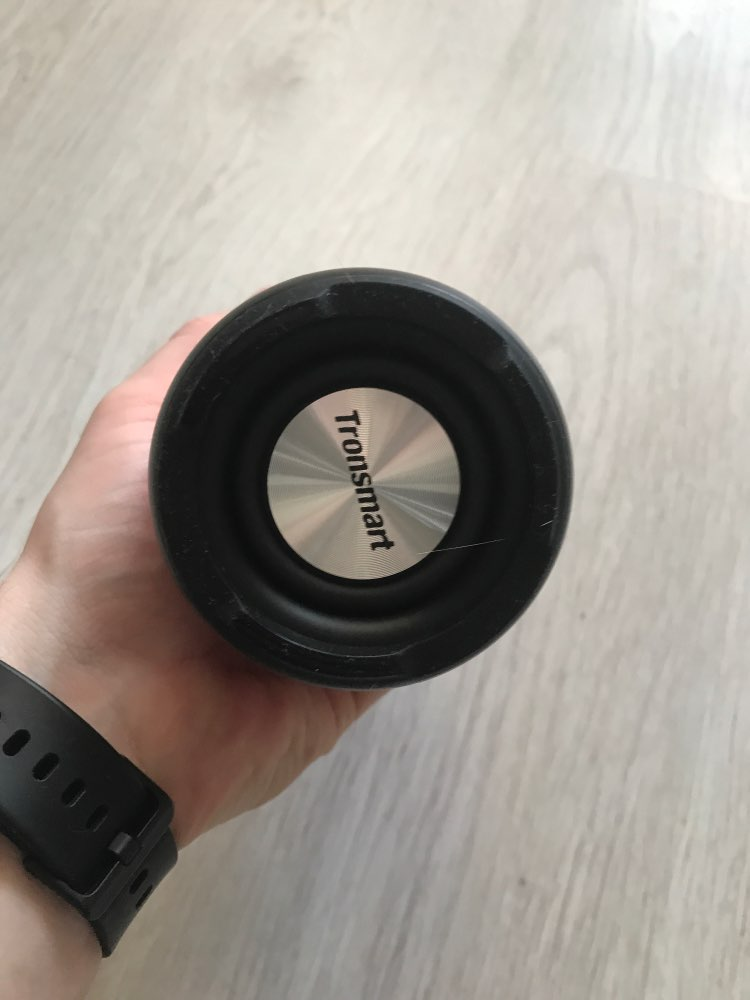 Tronsmart Element T6 Bluetooth Speaker Column Portable Speaker Subwoofer 25W with 360 Stereo Sound Speakers for computer speaker usb mini speaker usbwireless soundbar - AliExpress