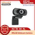 Веб-камера 1080P Full HD Imilab веб-Камера Встроенный микрофон поворотный разъем USB веб-камера для компьютера Mac ноутбука, настольного компьютера