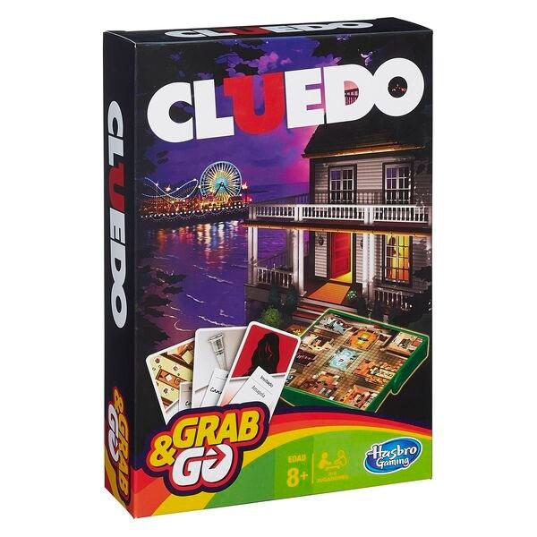 Travel Cluedo Hasbro