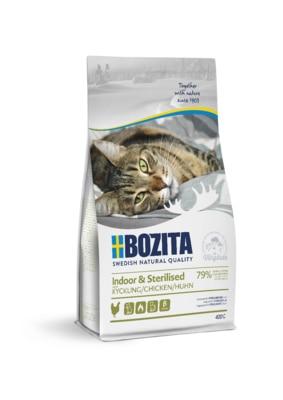 Bozita dry feed D/sterile.  Growing, ...