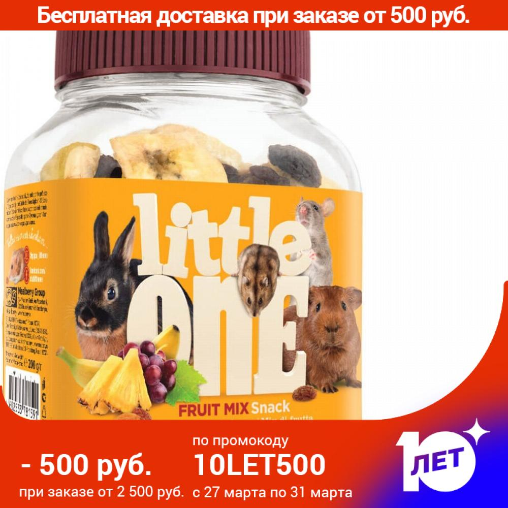 Little One Fruit Blend Delicacy For Rodents (200)