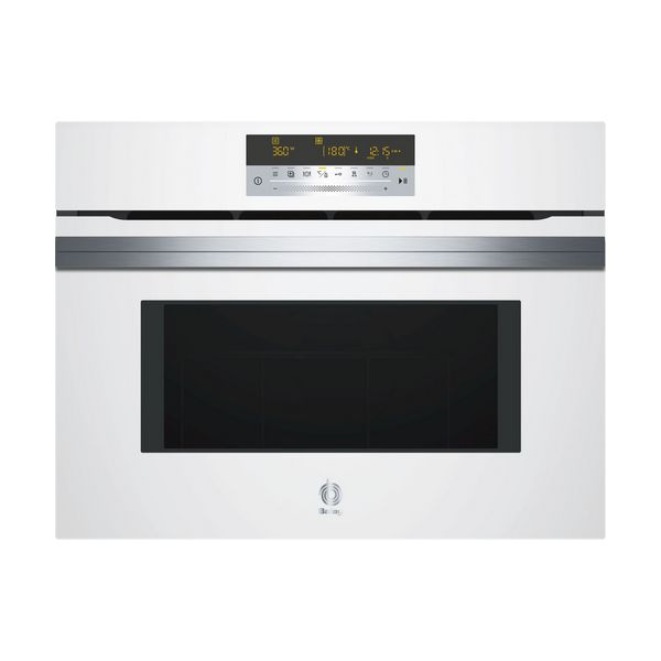 Multipurpose Oven Balay 3CW5178B0 44 L Aqualisis 3350W White