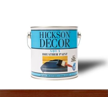 HICKSON DECOR AQUA odpowietrzająca farba SIENNA (kolor AŞI) tanie i dobre opinie TR (pochodzenie)