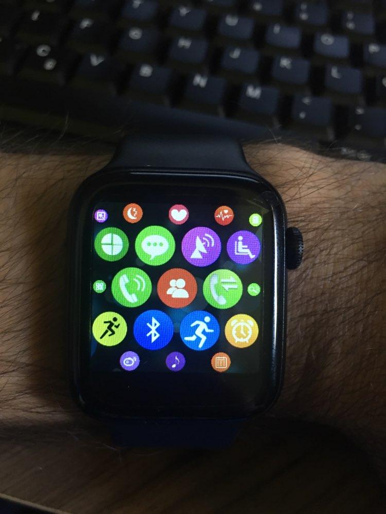iwo 8 Plus iwo8 lite 44mm Smart Watch Android ecg ppg Heart Rate Smart Relogio Inteligente Wristwatch Bluetooth Bracelect|Smart Watches|   - AliExpress