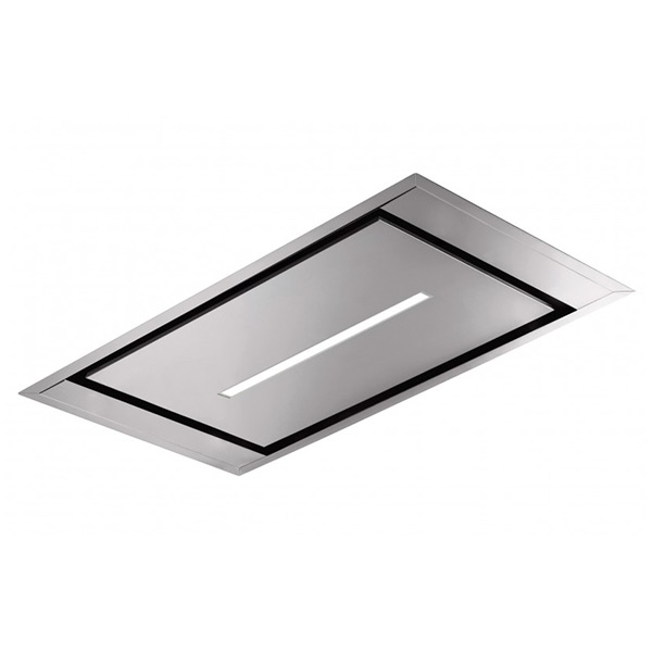 Conventional Hood Mepamsa ISLA CIELO 120 120 Cm 740 M³/h 275W C Stainless Steel