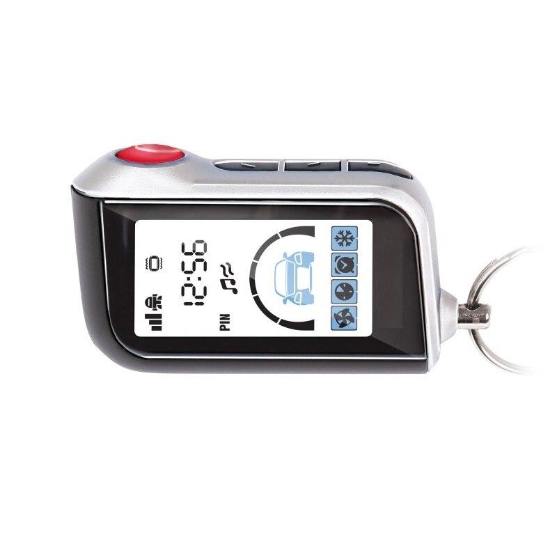 Remote Control To Car Alarm Starline A93/A63 Vertical Display