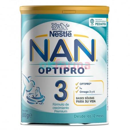 Nestle Nan 3 Optipro 800 GR