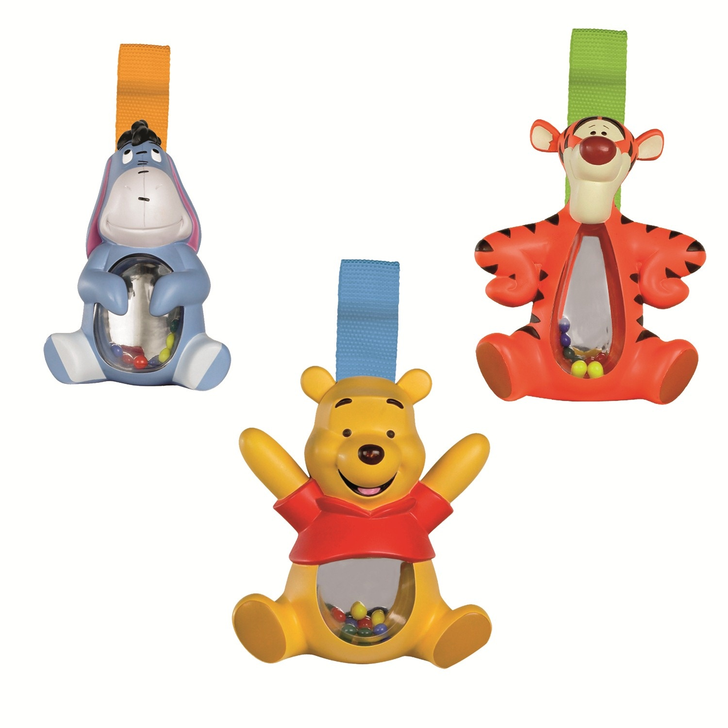 Ebebek Tomy Winnie The Pooh And Friends Rattle