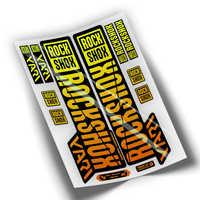 PEGATINAS HORQUILLA  ROCK SHOX YARI DEGRADADO ROCKSHOX WP308