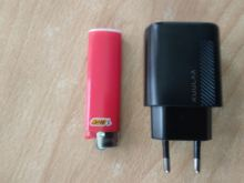 Charging super. Heavy, reliable. All to whom I ordered very satisfied. Take it will not re