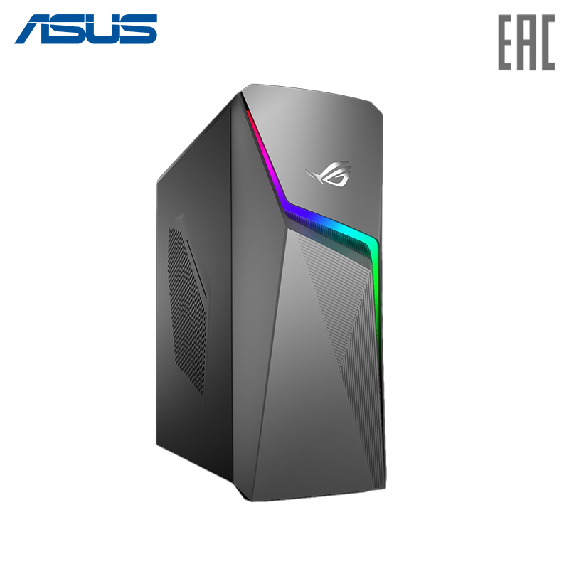 PC Asus ROG GL10CS-RU002T I7-8700/2666/16G/1 TB + 256G SSD/NV GTX1050/ 2GD5/WiFi/BT/Win10 (90PD02S1-M02550) Gaming