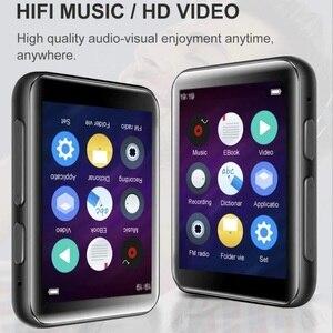 Image 2 - CHENFEC C5 métal mince 16GB MP4 lecteur de musique Bluetooth 1.8 pouces MP4 lecteur de musique avec FM, E book, microphone HiFi MP4 lecteur