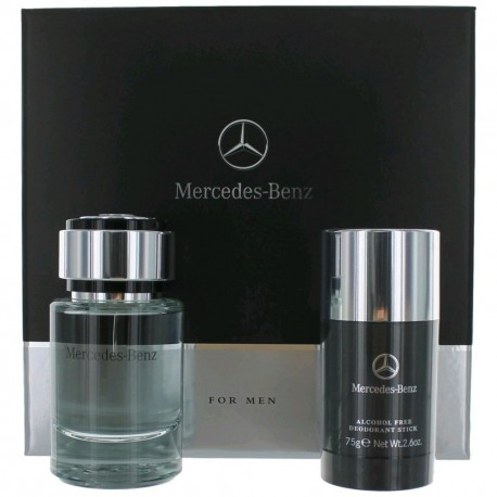 MERCEDES-BENZ GIFT FOR MEN EDT 75ML + GEL 100ML