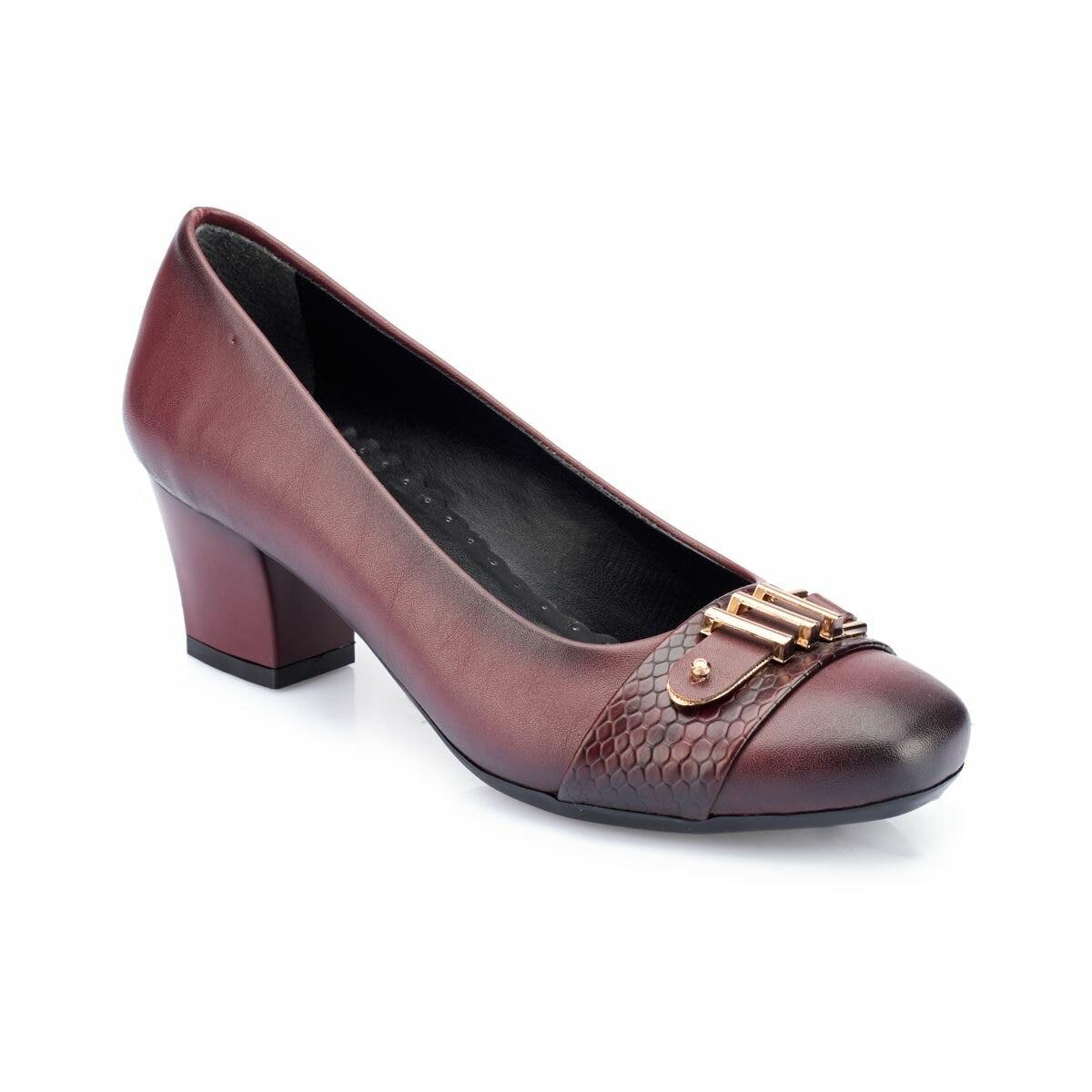 FLO 82.310264.Z Burgundy Women 'S Shoes Polaris
