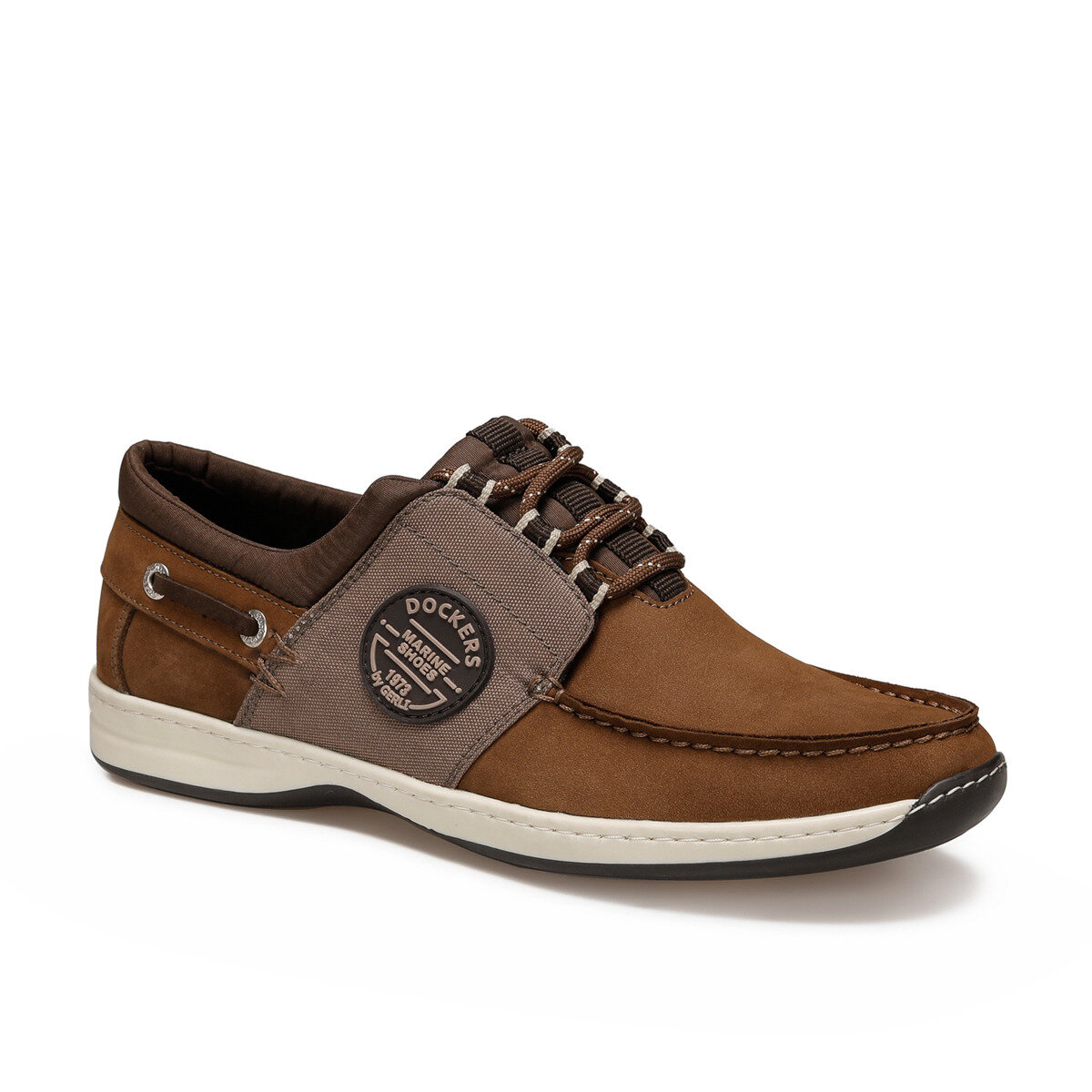 FLO 220100 Light Brown Men 'S Shoes By Dockers The Gerle