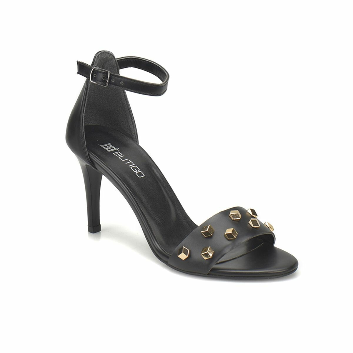 FLO 18S-525 Black Women Shoes BUTIGO