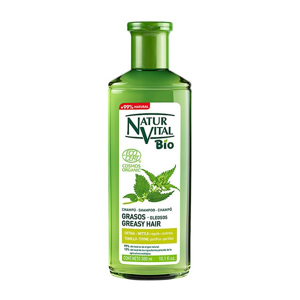 Purifying Shampoo Bio Ecocert Naturaleza Y Vida (300 Ml)