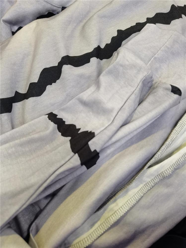 2020 New Autumn Women Tie Dye Stripe photo review
