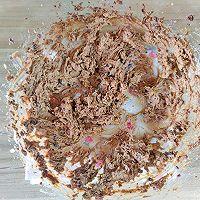 一口酥脆——红糖果仁饼干的做法图解5