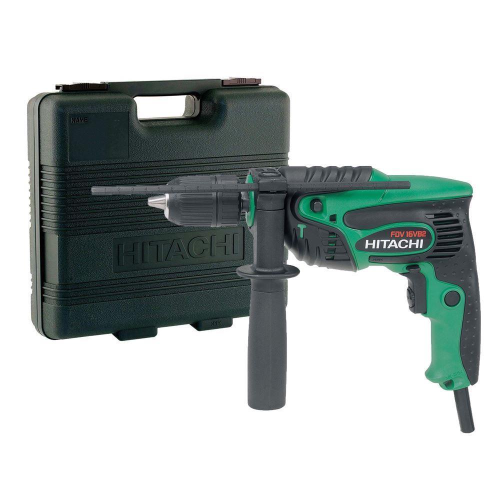 Hitachi FDV16VB2 550 Watt 13mm Professional Impact Drill