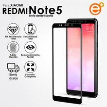 Полностью закаленное стекло Защита экрана для Xiaomi Redmi Note 5 Защита стекла безопасности для смартфона