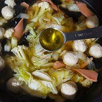 """#美食说出""""新年好""""#家常三鲜汤的做法图解8"""