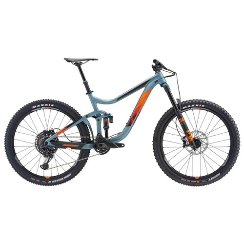 Mountain (Mtb) Bicycle Giant Reign 1.5 Ge (2018) велосипед giant xtc advanced 29er 1 5 ge 2018