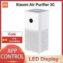 Xiaomi MIJIA – purificateur d'air intelligent 3C, détecteur de fumée, filtre HEPA Portable, stérilisateur PM 2.5, contrôle via application