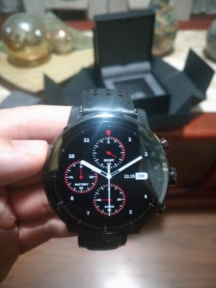 -- Relógio inteligente genuie