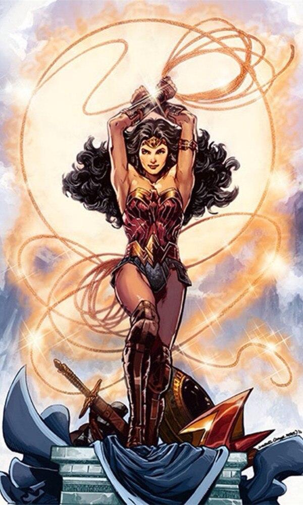 《神奇女侠》封面图片