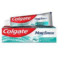 Colgate whitening toothpaste Max shine, 100 ml Teeth whitening Toothpaste dental products Teeth whitener