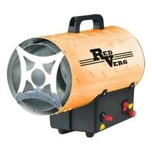 Пушка тепловая газовая RedVerg RD-GH10(Мощность 10000Вт, максимальный воздухообмен, м?/ч