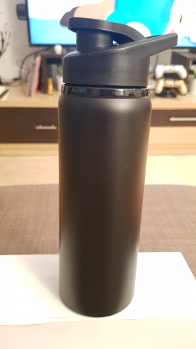 Stainless steel water bottle double wall Portable Outdoor water+bottles bottle with tea infuser Sports hydro flask hydro flask|Water Bottles|   - AliExpress