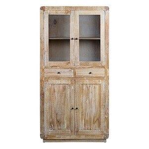 Display Stand (190 x 90 x 40 cm) Mindi wood   -